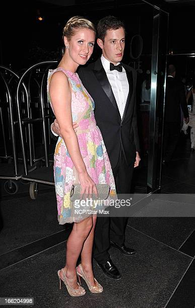 Nicky Hilton and James Rothschild as seen on April 9 2013 in New York City