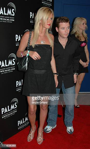 Nicky Hilton and Kevin Connolly during 1st Annual Fantasy Suite Block Party at Palms Casino Resort - Fantasy Tower in Las Vegas, NV, United States.