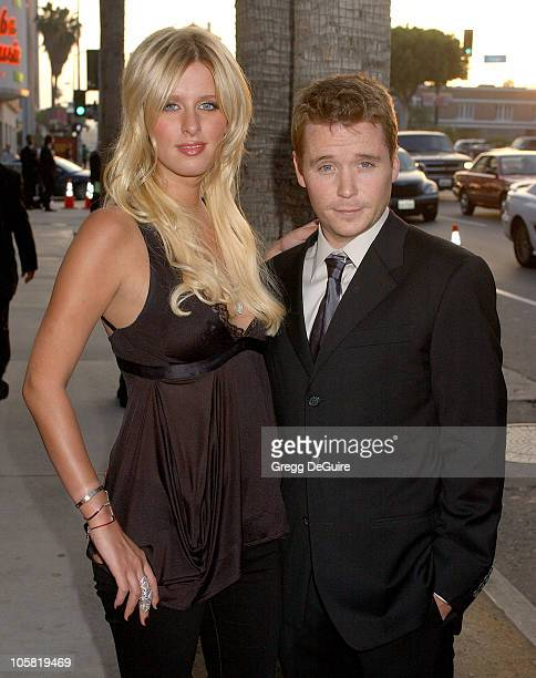 """Nicky Hilton and Kevin Connolly during """"Entourage"""" Los Angeles Premiere - Red Carpet at Cinerama Dome in Hollywood, California, United States."""
