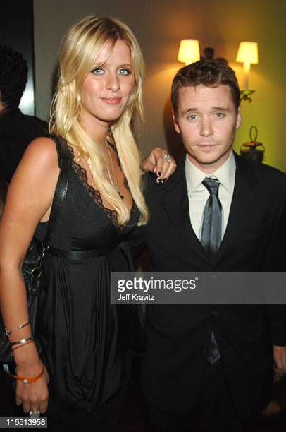 Nicky Hilton and Kevin Connolly during Entourage Season Premiere After Party at Cinerama Dome in Hollywood California United States