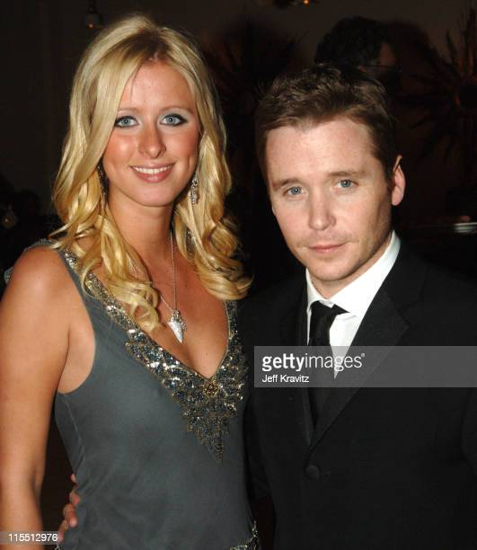 Nicky Hilton and Kevin Connolly during HBO 2006 Golden Globes After Party Inside at Aqua Star Pool at the Beverly Hilton Hotel in Beverly Hills...