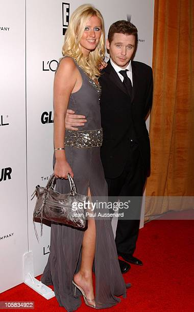 Nicky Hilton and Kevin Connolly during The Weinstein Co./Glamour 2006 Golden Globe After Party - Arrivals at Trader Vic's in Beverly Hills,...