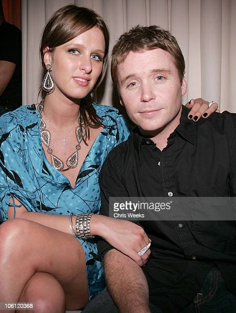 Nicky Hilton and Kevin Connolly during Wilmer Valderrama Hosts the 2nd Anniversary of Tangerine Inside at Tangerine in Las Vegas California United...