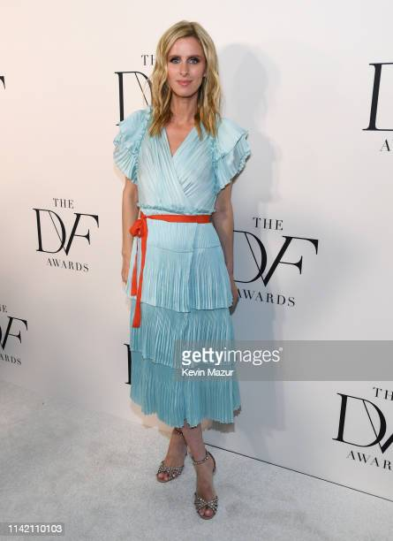 Nicky Hilton attends 10th Annual DVF Awards at Brooklyn Museum on April 11 2019 in New York City
