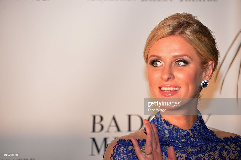 Nicky Hilton attends American Ballet Theatre 2013 Opening Night Fall gala at David Koch Theatre at Lincoln Center on October 30, 2013 in New York City.