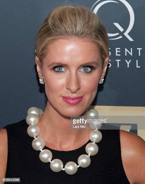 Nicky Hilton attends Jeremy Scott The' People's Designer New York premiere at the Paris Theatre in New York City �� LAN