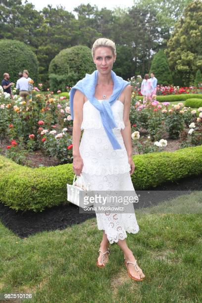 Nicky Hilton attends the 12th Annual Get Wild Summer Benefit on June 23 2018 in Southampton New York