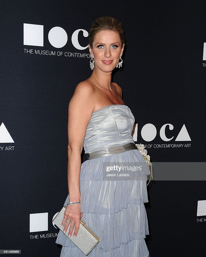 Nicky Hilton attends the 2016 MOCA Gala at The Geffen Contemporary at MOCA on May 14, 2016 in Los Angeles, California.