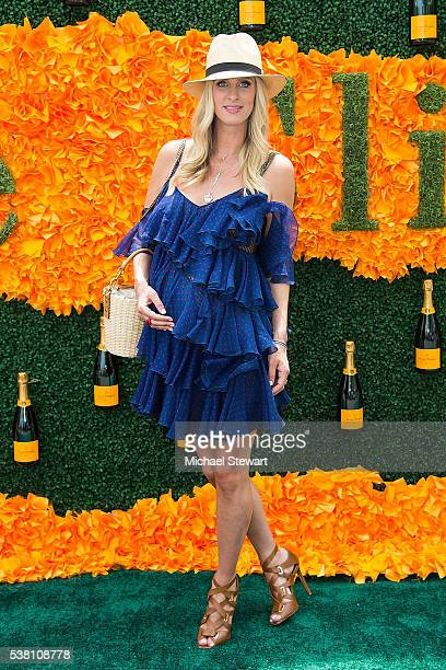 Nicky Hilton attends the 2016 Veuve Clicquot Polo Classic at Liberty State Park on June 4 2016 in Jersey City New Jersey