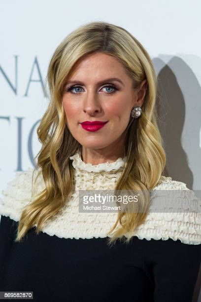Nicky Hilton attends the 2017 Samsung Charity Gala at Skylight Clarkson Sq on November 2 2017 in New York City