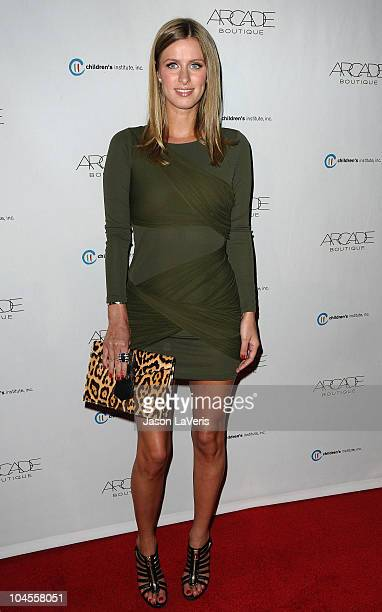 Nicky Hilton attends the Autumn Party benefiting Children's Institute at The London Hotel on September 29, 2010 in West Hollywood, California.