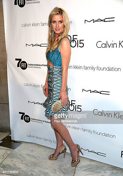 Nicky Hilton attends The Fashion Institute of Technology's 2015 Future Of Fashion Runway Show on April 30 2015 in New York City