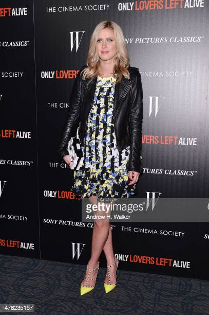 Nicky Hilton attends the Sony Pictures Classics' 'Only Lovers Left Alive' screening hosted by The Cinema Society and Stefano Tonchi EditorinChief of...