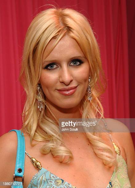 Nicky Hilton during 13th Annual Race to Erase MS Sponsored by Nancy Davis and Tommy Hilfiger - Silent Auction at Hyatt Regency Century Plaza in...