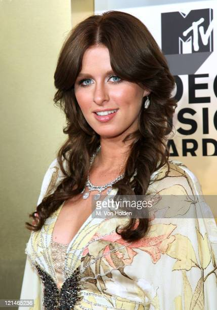 Nicky Hilton during 2006 MTV Video Music Awards Arrivals at Radio City Music Hall in New York City New York United States