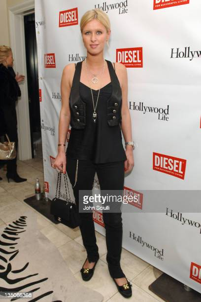 Nicky Hilton during Diesel Presents Young Hollywood Awards Countdown March 30 2006 at Liberace's Penthouse in Los Angeles California United States