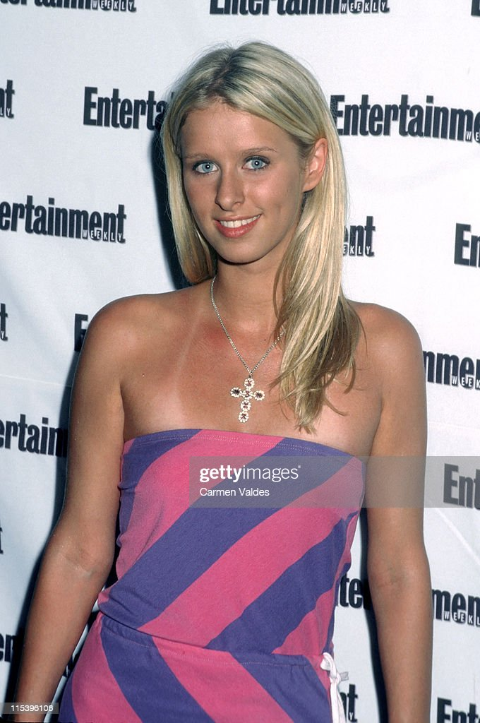 Nicky Hilton during Entertainment Weekly's 1st Annual 'IT List' Party at Milk Studios in New York City, New York, United States.