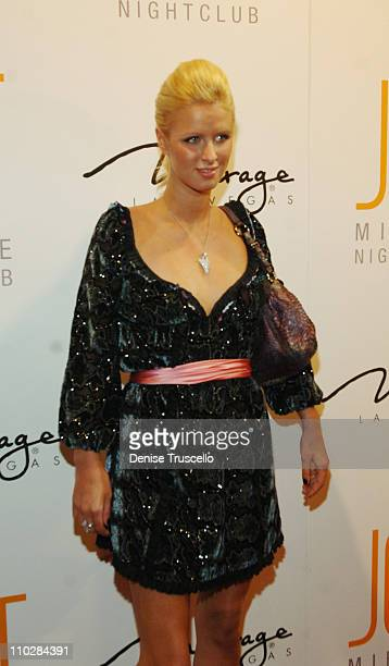 Nicky Hilton during Jet Nightclub at The Mirage Grand Opening Celebration - Red Carpet Arrivals at Jet Nightclub at The Mirage in Las Vegas, Nevada.