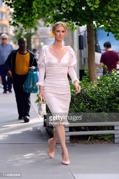 Nicky Hilton is seen on May 22 2019 in New York City