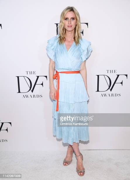 Nicky Hilton Rothschild attends 10th Annual DVF Awards at Brooklyn Museum on April 11 2019 in New York City