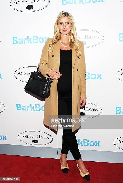 Nicky Hilton Rothschild attends Animal Haven Shelter opening celebration on June 8 2016 in New York City