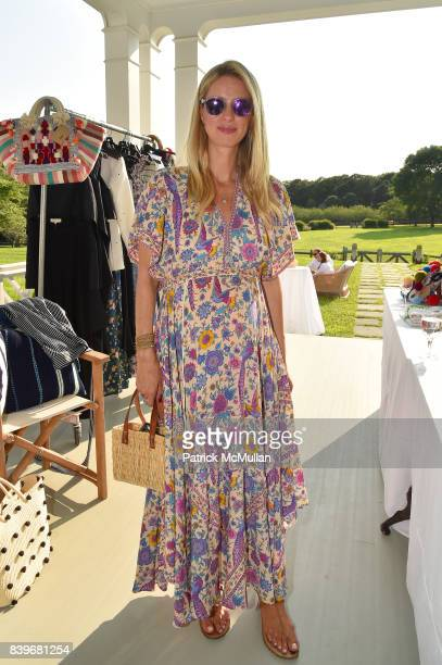 Nicky Hilton Rothschild attends Anne Hearst McInerney and Jay McInerney's celebration of Amanda Hearst and Hassan Pierre's Maison de Mode at a...