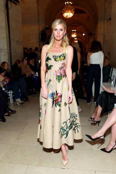 NY: Oscar De La Renta - Front Row - February 2020 - New York Fashion Week