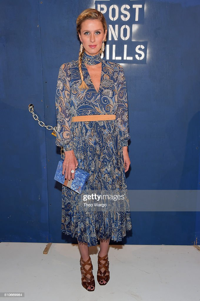 Alice + Olivia By Stacey Bendet - Arrivals - Fall 2016 New York Fashion Week: The Shows