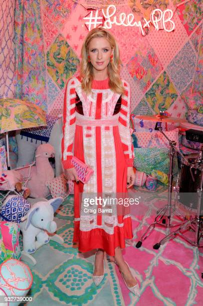 Nicky Hilton Rothschild attends the Launch Celebration of the Pottery Barn Pottery Barn Kids PBteen and Lilly Pulitzer Exclusive Collection on March...