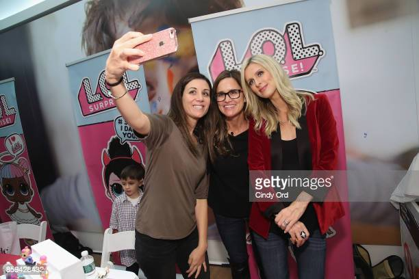 Nicky Hilton Rothschild attends the launch of the LOL Surprise Unboxing Video Booth and LOL Surprise Pets hosted by Hilaria Baldwin at Toys 'R' Us...