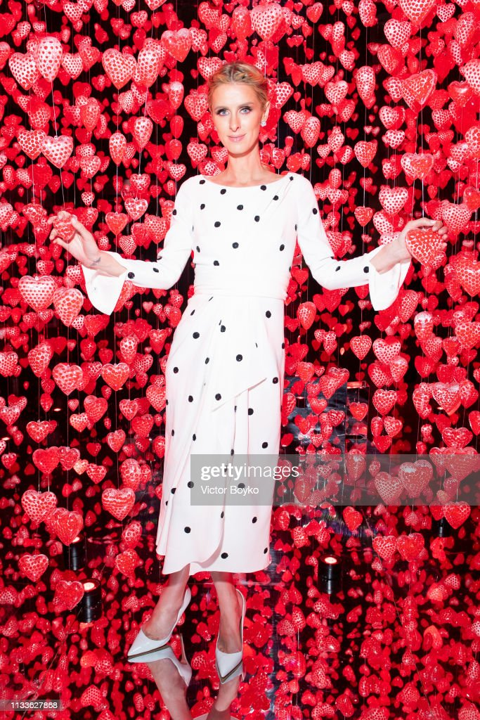 Love Ball Arabia In Aid Of The Naked Heart Foundation And Al Shafallah : News Photo