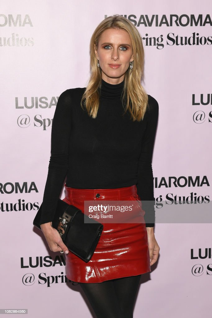 LuisaViaRoma Opening Party @ Spring : News Photo