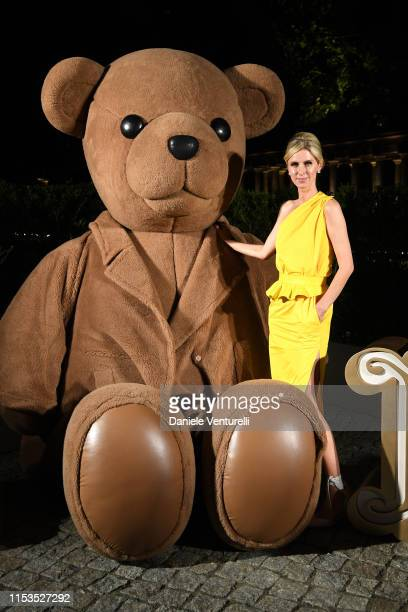 Nicky Hilton, wearing Max Mara, attends a dinner after the Max Mara Resort 2020 Fashion Show at Neues Museum on June 03, 2019 in Berlin, Germany.