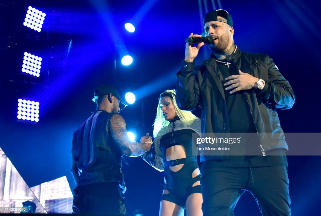 CA: Nicky Jam In Concert – San Francisco, CA