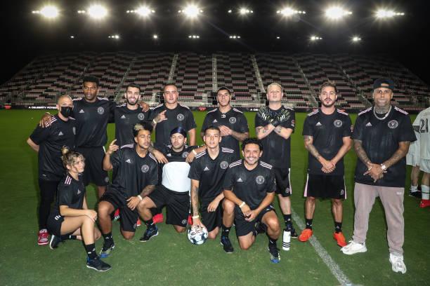 FL: NEON16 & La Industria Inc. Present: NEON Cup, A Celebrity Fútbol Match