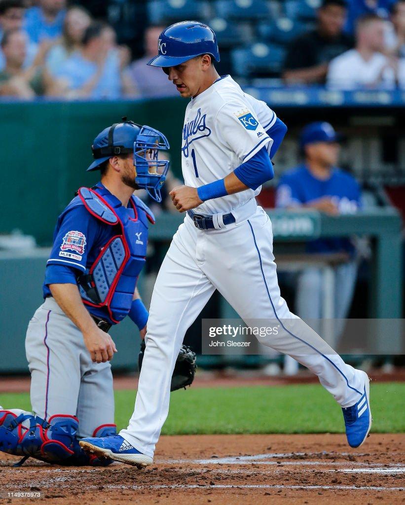 Texas Rangers v Kansas City Royals : News Photo