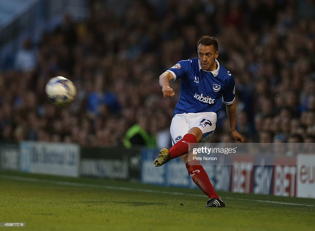 Portsmouth v Northampton Town - Sky Bet League Two
