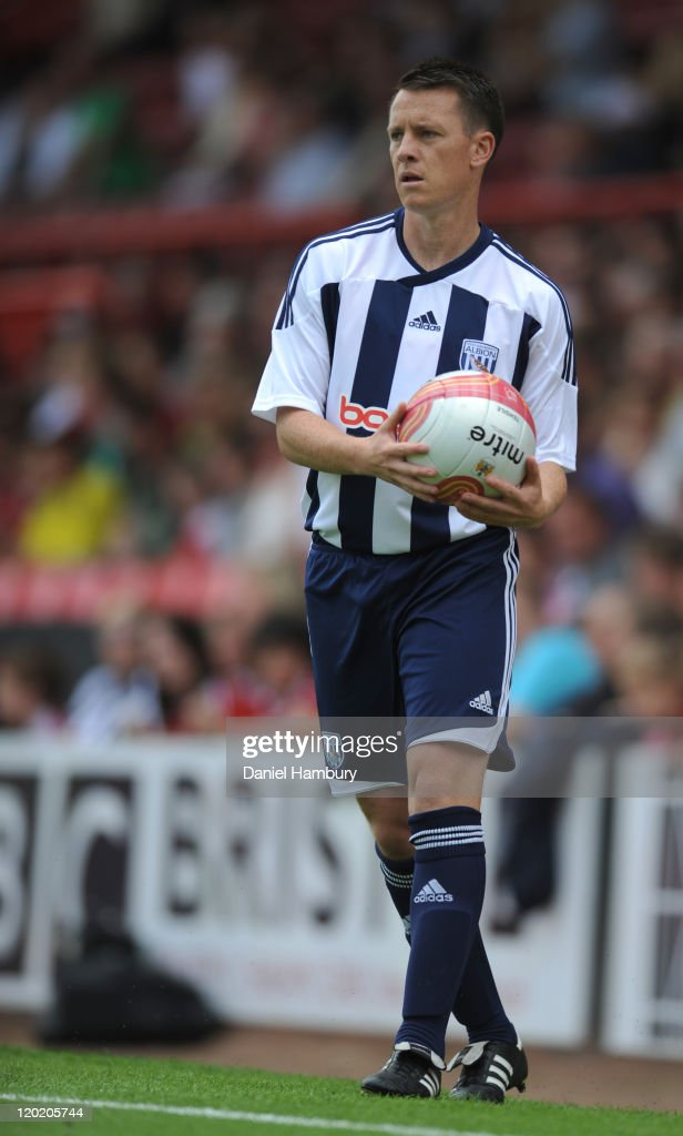 Bristol City v West Bromwich Albion - Pre Season Friendly