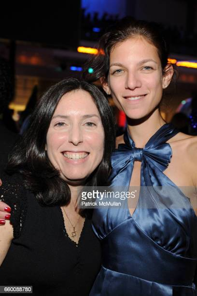 Nicky Spielberg and guest attend THE HUFFINGTON POST PreInaugural Ball at The Newseum on January 19 2009 in Washington DC