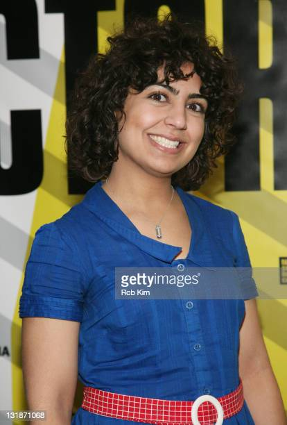 """Nicky Tavares attends the premiere of """"Circumstance"""" at the closing night of New Directors/New Films 2011 at The Museum of Modern Art on April 3,..."""