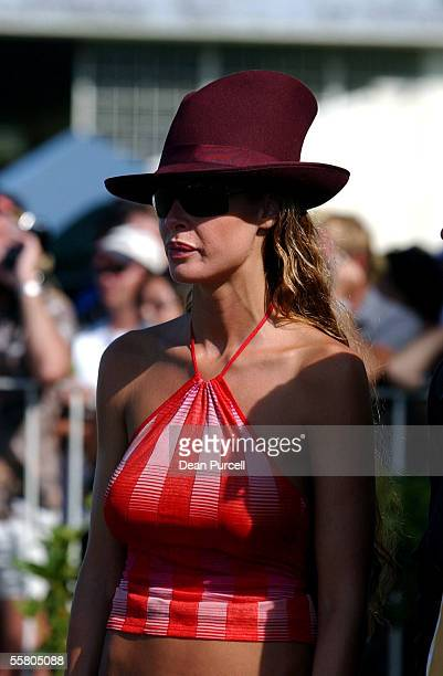 Nicky Watson at the Mercedes Derby Boxing Day Races at Ellerslie Wednesday