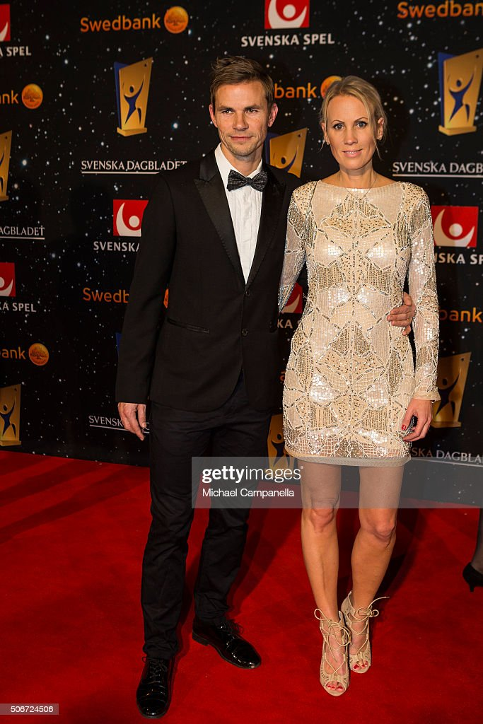 Swedish Royals Attend Swedish Sports Gala