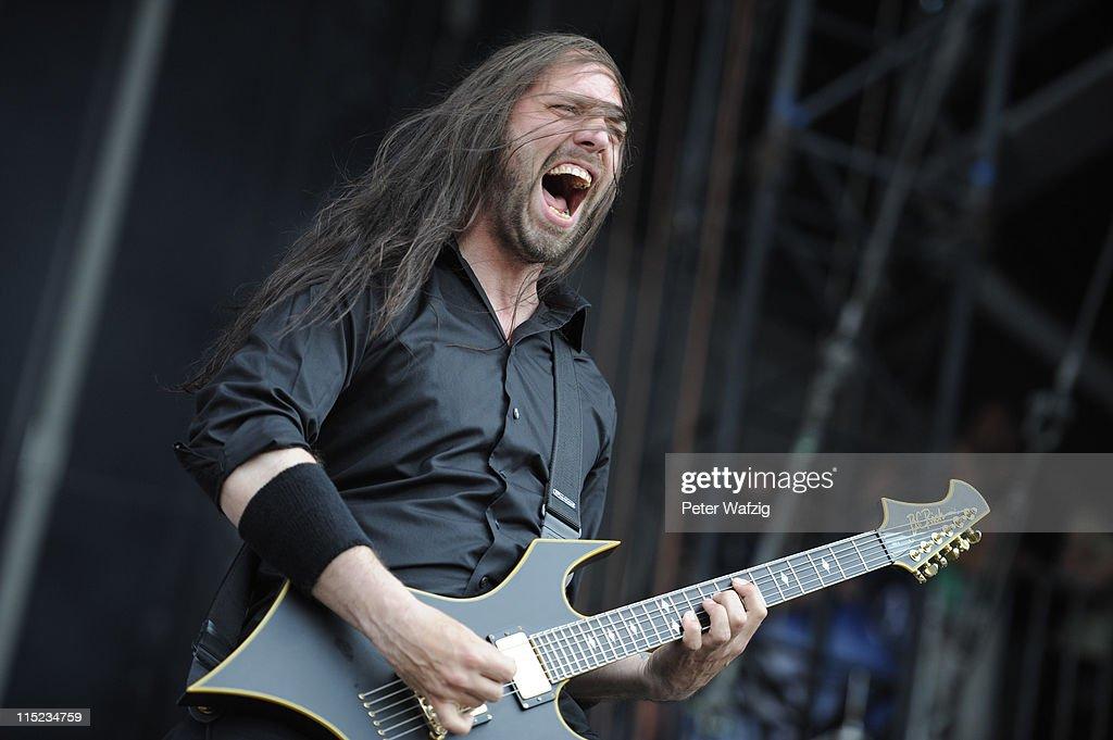 Rock Am Ring Festival 2011 - Day 2 : Nachrichtenfoto