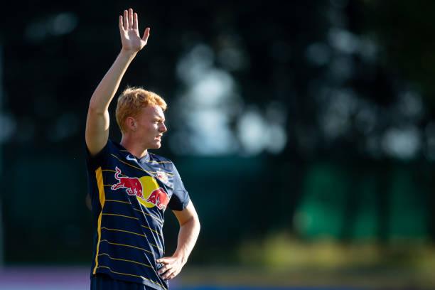 AUT: Wolfsberger AC v FC Red Bull Salzburg - Admiral Bundesliga