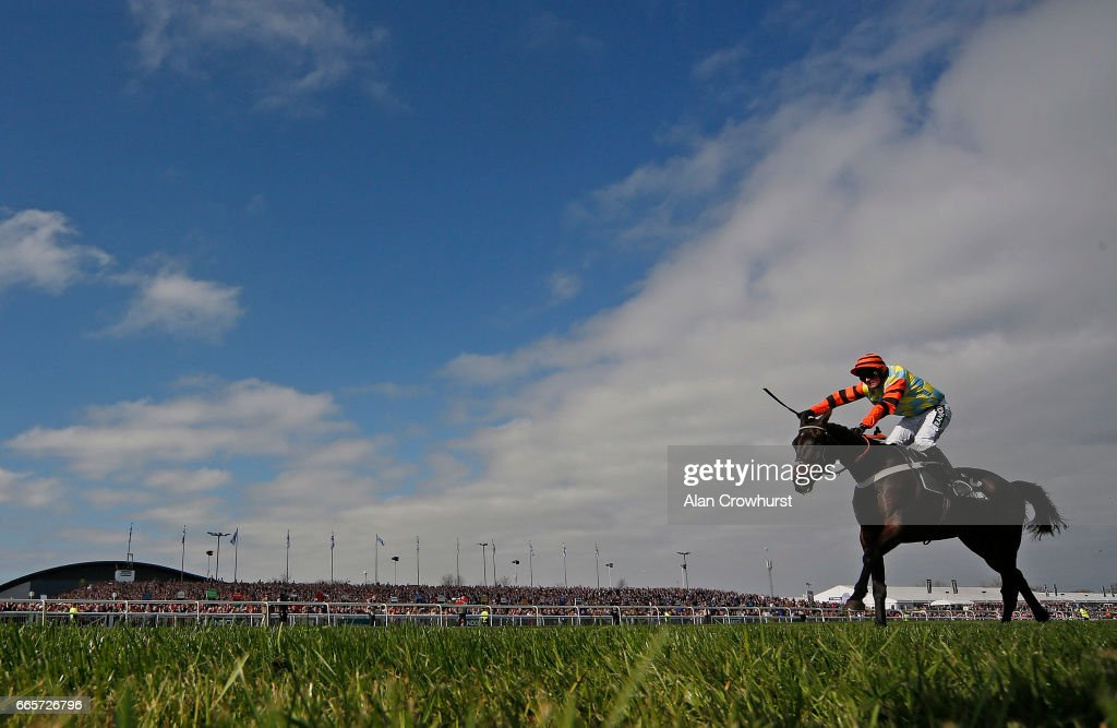 Aintree Races : News Photo