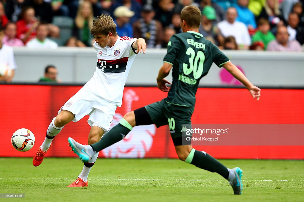 3rd Place Match - Telekom Cup 2015 : News Photo