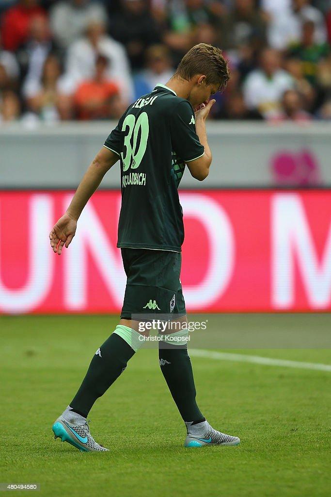 Borussia Moenchengladbach v Hamburger SV - Telekom Cup 2015 Semi Final : News Photo