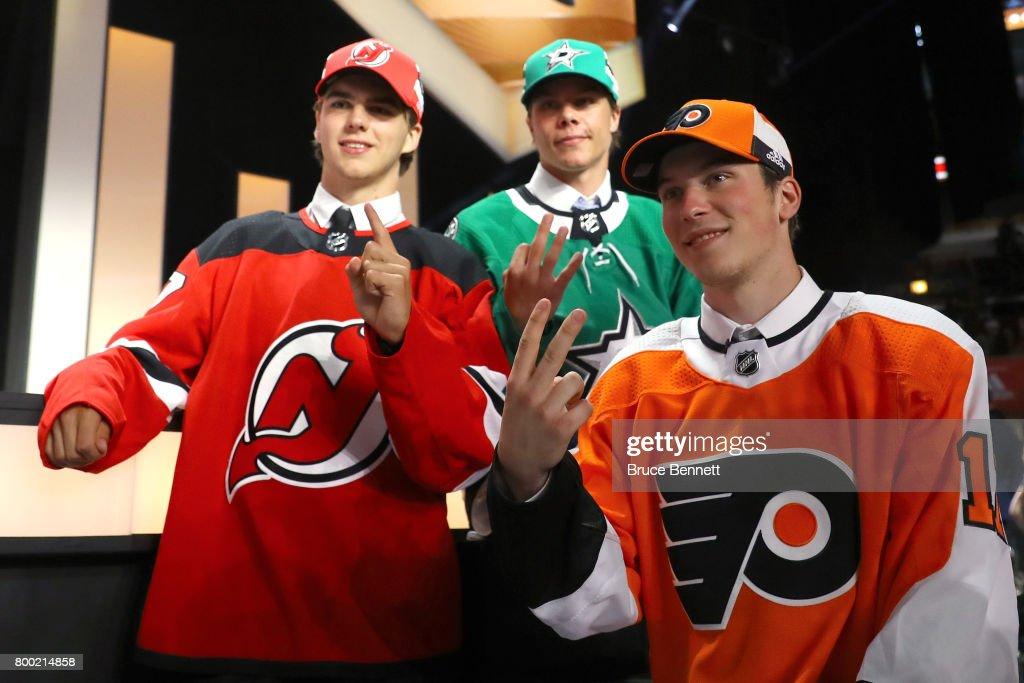 2017 NHL Draft - Round One : News Photo