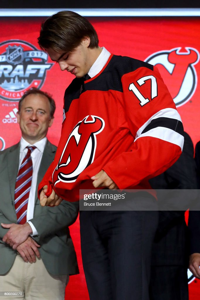 2017 NHL Draft - Round One : News Photo