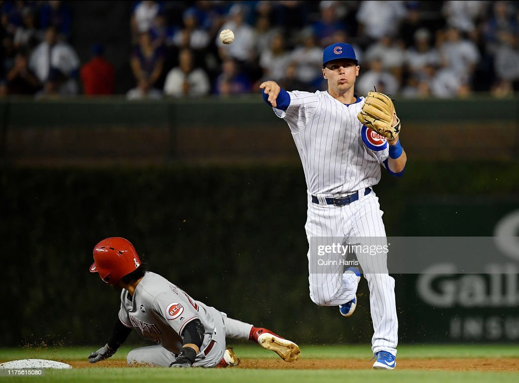 Cincinnati Reds v Chicago Cubs : News Photo